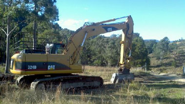 324-DL-Excavator-with-Mulching-Head